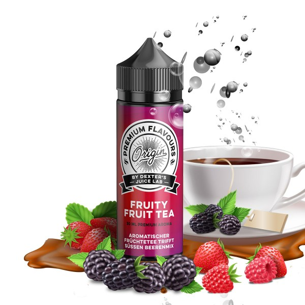 Dexter's Juice Lab Origin - Dexter's Fruity Fruit Tea Longfill Aroma 30 ml