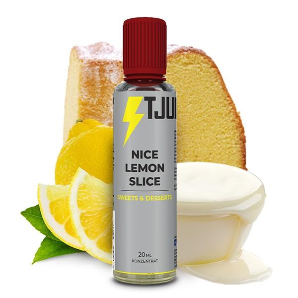 T-JUICE - Nice Lemon Slice Longfill Aroma 20 ml