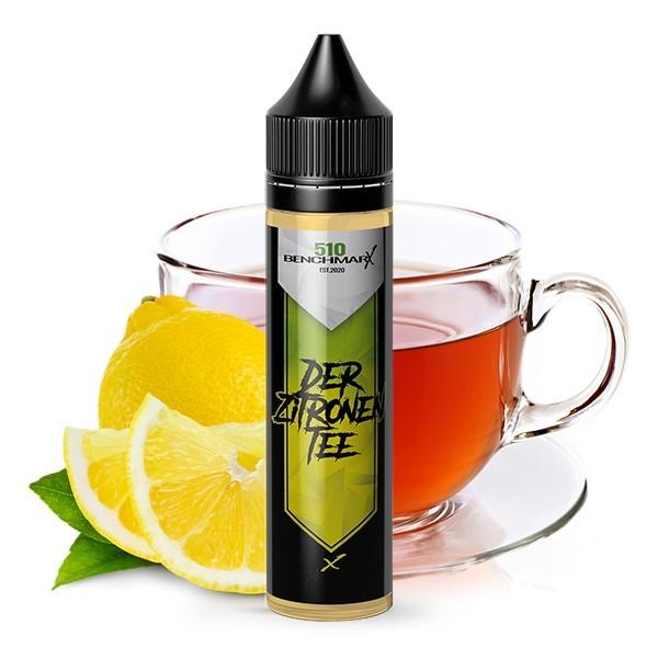 510 CloudPark BenchmarkX - Der Zitronen Tee Aroma 20ml