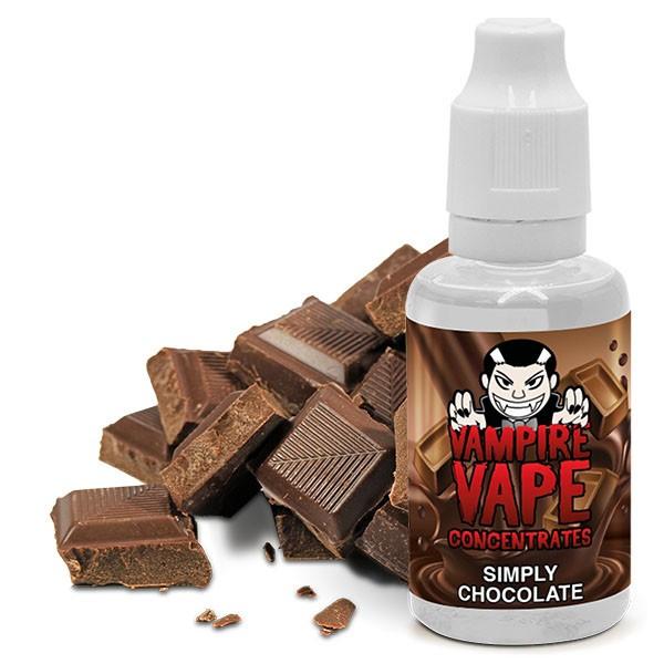 Vampire Vape - SIMPLY CHOCOLATE AROMA 30 ML