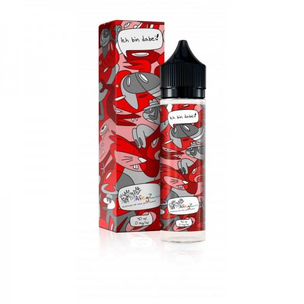 AFEGZ - ICH BIN DABEI! Shortfill Aroma 40 ml
