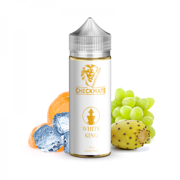 Dampflion Checkmate Aroma WHITE KING 10 ml