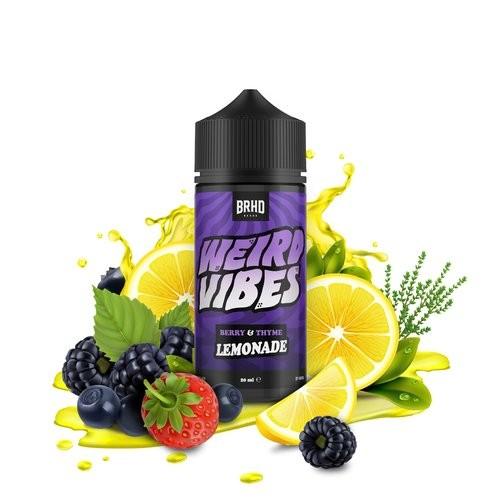 Barehead - Weird Vibes - Berrythyme Aroma 20 ml