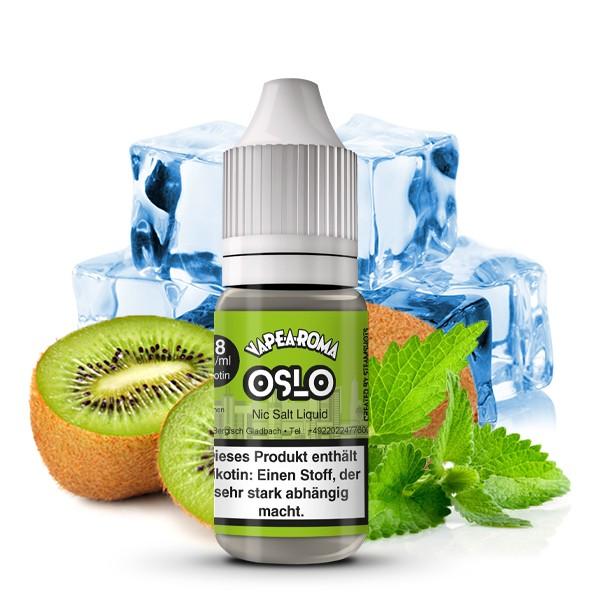 Vape-A-Roma Nikotinsalz Liquid - Oslo 10ml 18mg/ml