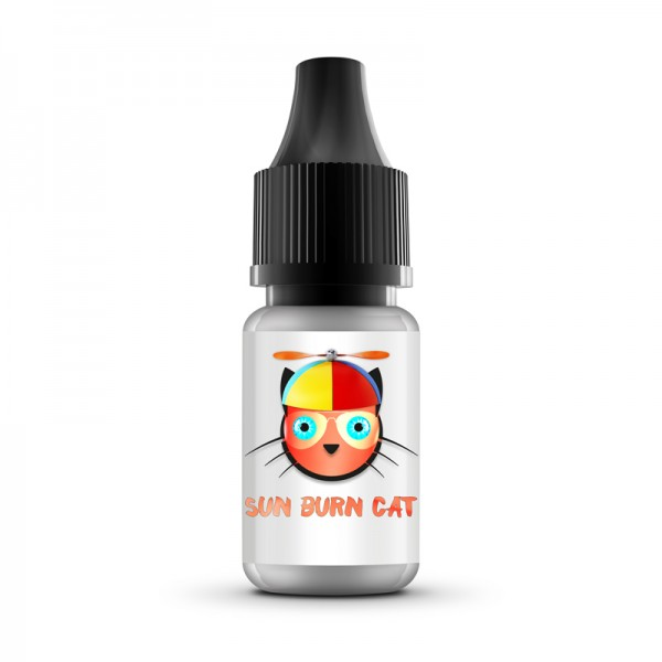 Sun Burn Cat - Copy Cat Aroma 10 ml