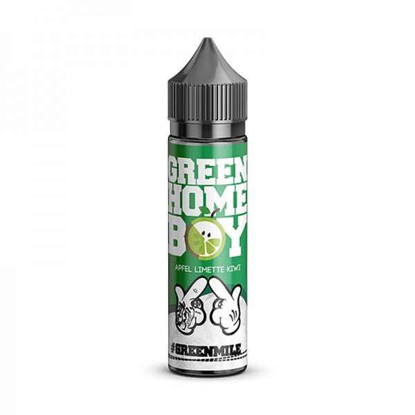#ganggang - Green HomeBoy Longfill Aroma 20 ml
