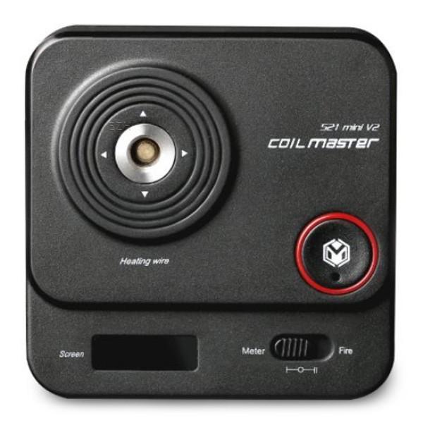 Coil Master 521 mini Tab V2 Ohmmeter
