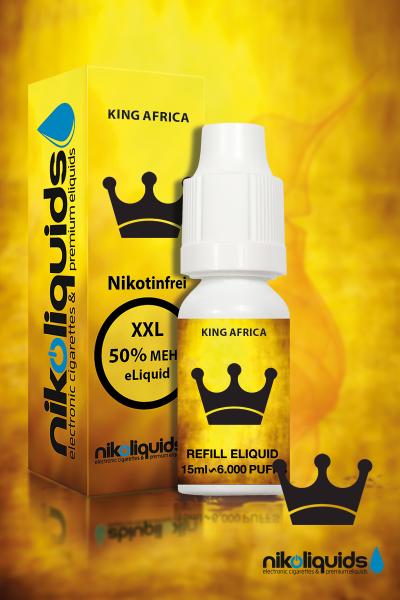 E-Liquid Nikoliquids King Africa MHD 07/19