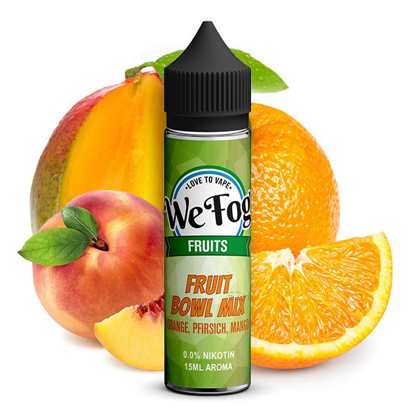WeFog Fruits - Fruit Bowl Mix Longfill Aroma 15 ml