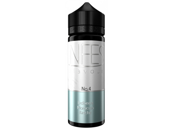 NFES Flavour - No.4 Longfill Aroma 20 ml