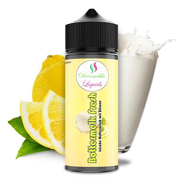 Dreamlike Liquids - Bottermelk Fresh Longfill Aroma 10 ml
