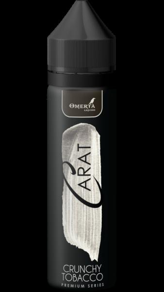 Omerta Liquids Carat Aroma - Crunchy Tobacco 20 ml