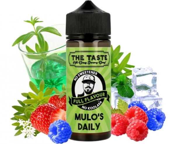Mulo´s Daily Longfill Aroma 10 ml