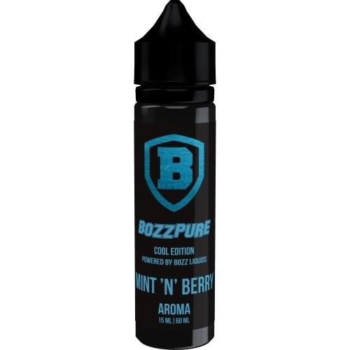 Bozz Pure MINT'N'BERRY Aroma 15 ml