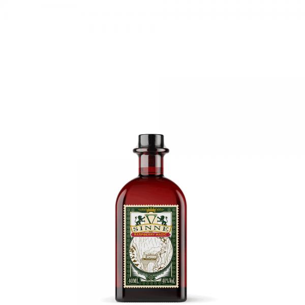 V-SINNE - Raspberry Magic Gin Miniatur 40 ml Probiergröße