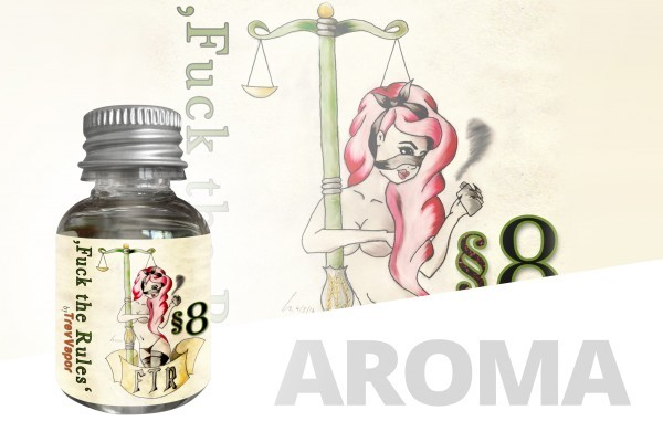 Fuck the Rules §8 Aroma 20 ml