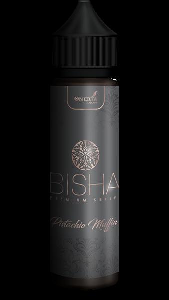 Omerta Liquids Bisha Aroma - Pistachio Muffin 20 ml