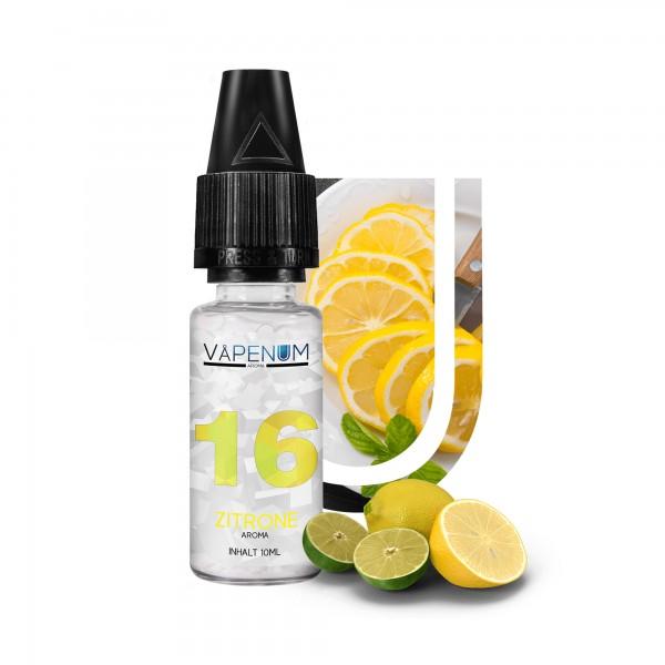 Vapenum 16 - Zitrone Aroma 10ml