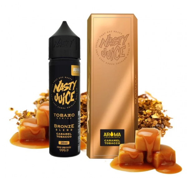 Nasty Juice - Bronze Blend Longfill Aroma 20 ml