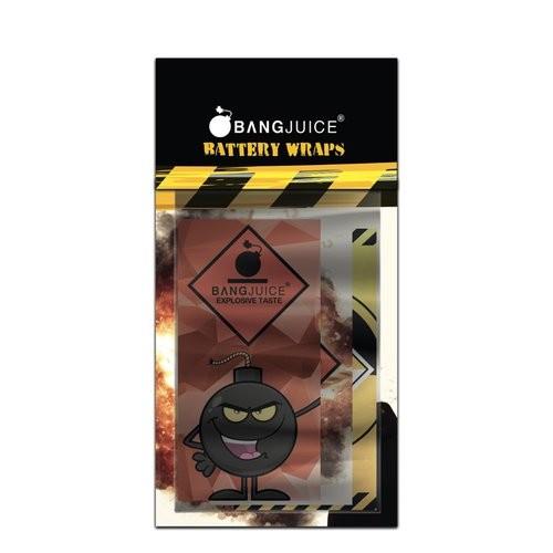 Bang Juice Battery 18650 Wraps