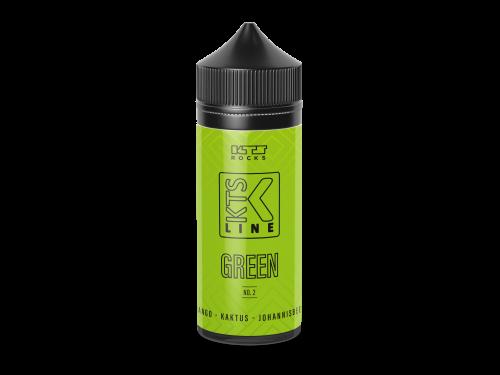 KTS Green - Nr.2 Aroma Longfill 30ml