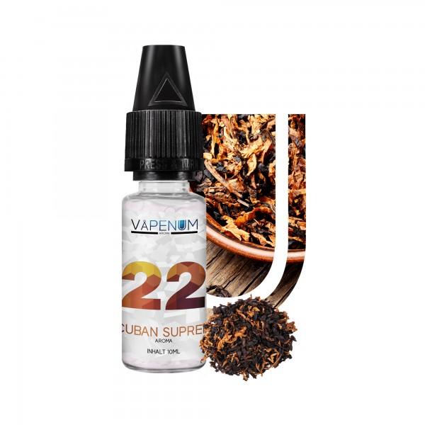 Vapenum 22 - CUBAN SUPREME Aroma 10ml