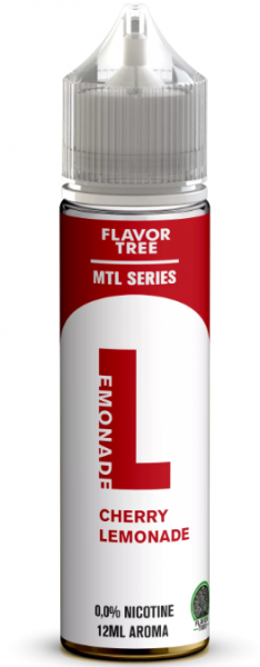 Flavor Tree MTL Series - Cherry Lemonade Aroma 12 ml
