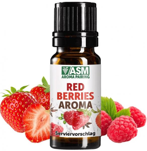 ASM - Red Berries Aroma 10ml