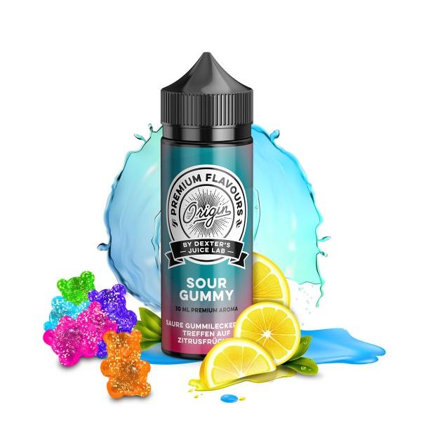 Dexter's Juice Lab Origin - Dexter's Sour Gummy Longfill Aroma 30 ml