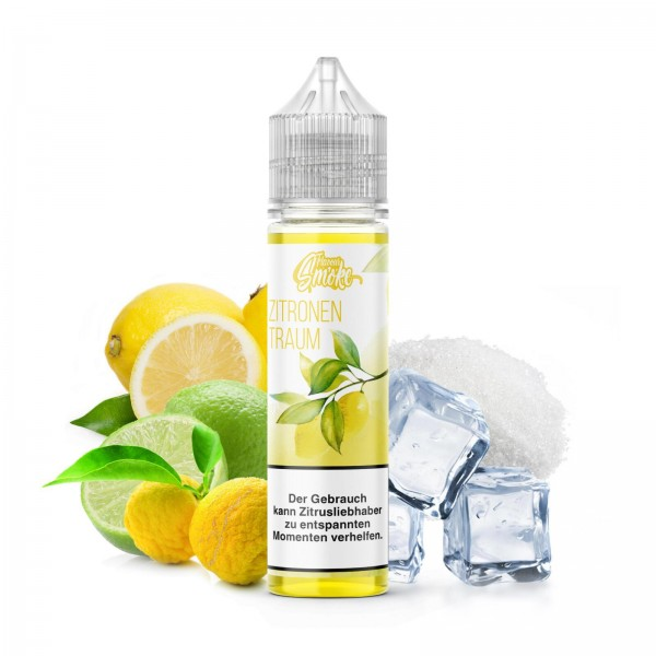 Flavour Smoke Aroma - Zitronentraum - Longfill 20ml