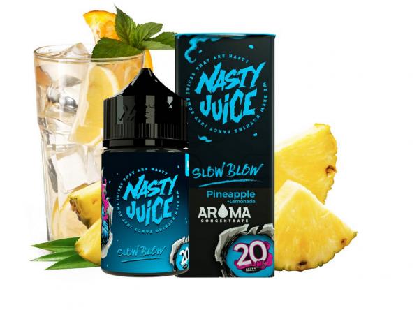 Nasty Juice - Slow Blow Longfill Aroma 20 ml