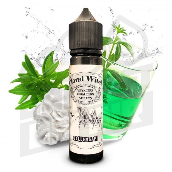 Cloud Witch Gallensaft Longfill Aroma 20 ml