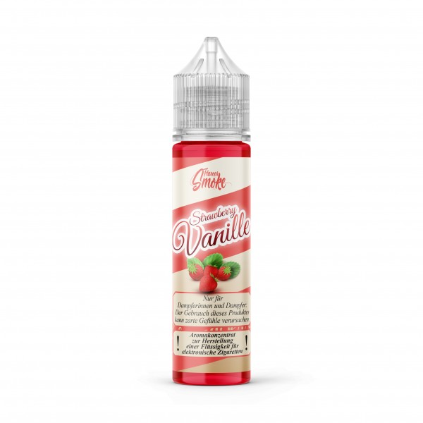 Flavour Smoke - Strawberry Vanille Aroma Longfill 20ml
