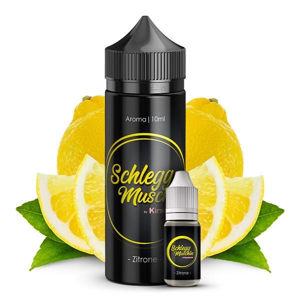 Schlegg Muschln by Kirschlolli - Zitrone Longfill Aroma 10 ml