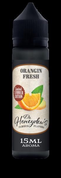 Dr. Honeydew´s - Orangin Fresh Longfill Aroma 15 ml
