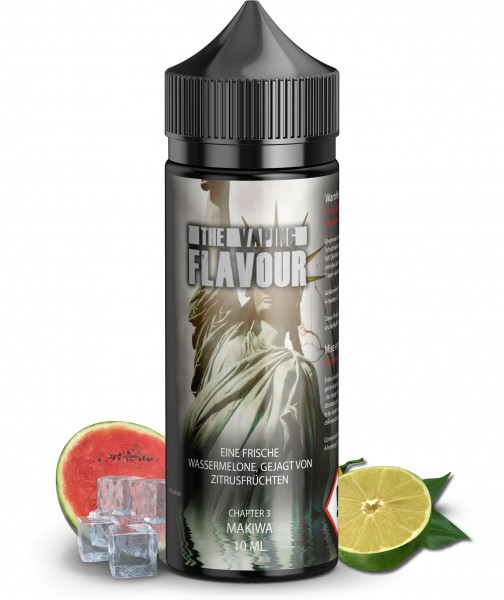 The Vaping Flavour Aroma Ch. 3 - Makiwa