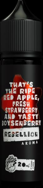 Go Bears - Rebellion - Red Star Longfill Aroma 20 ml
