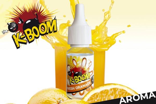 K-Boom Fresh Oranade Aroma 10 ml