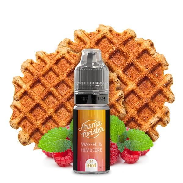 AROMAMEISTER Aroma - Waffel & Himbeere 10 ml