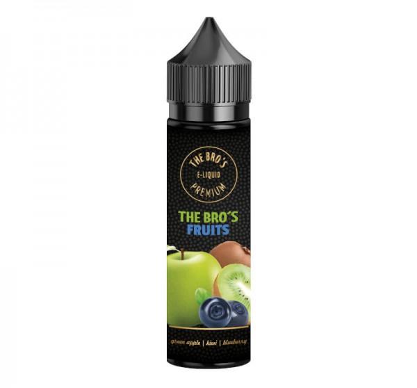 The Bro´s Fruits - Green Apple Blueberry Kiwi Longfill Aroma 20 ml