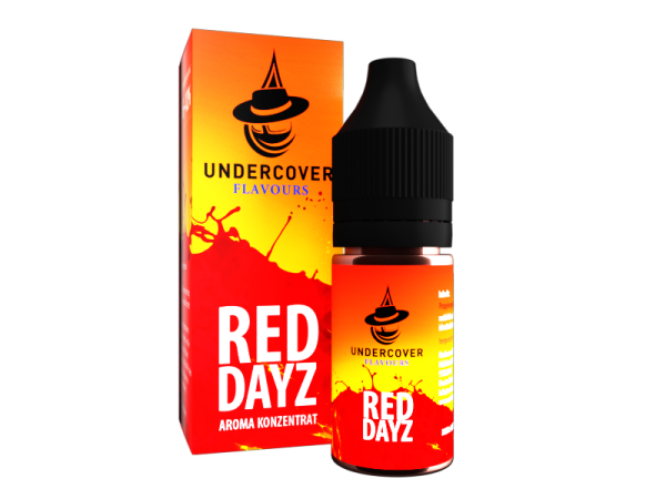 Undercover RED DAYZ Aroma 10 ml