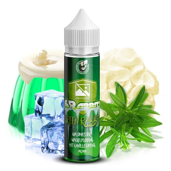 6 Rabbits - Green Rabbit on Ice Longfill Aroma 10 ml