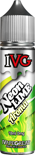 IVG - Neon Lime Longfill Aroma 18 ml
