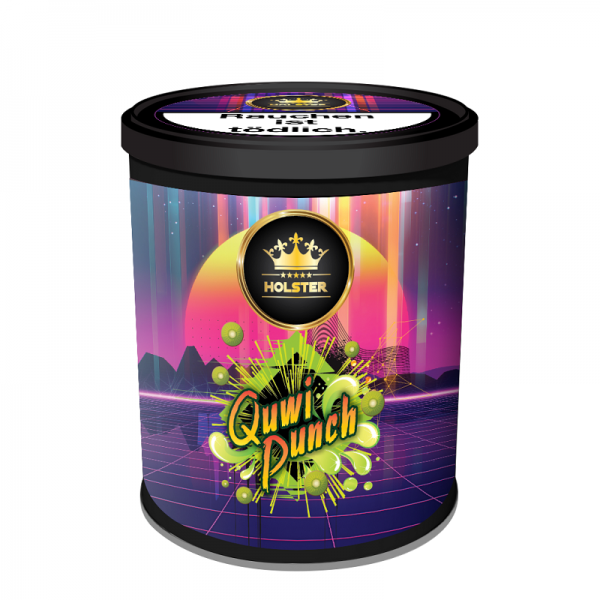 Holster - Quwi Punch Tabak 200g