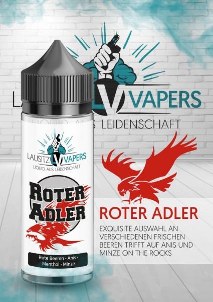 Lausitz Vapers - Roter Adler Aroma 10 ml