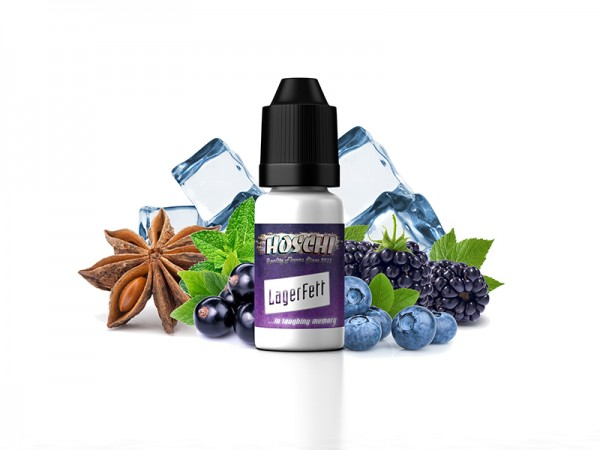 Hoschi Aroma - Lagerfett 10 ml