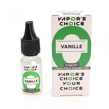 Vapors Choice Liquid - Vanille 10 ml