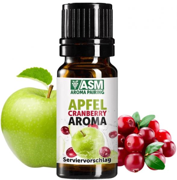 ASM - Apfel Cranberry Aroma 10ml