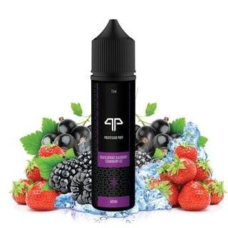 Professor Puff - Blackcurrant Blackberry Stawberry Ice Longfill Aroma 15 ml