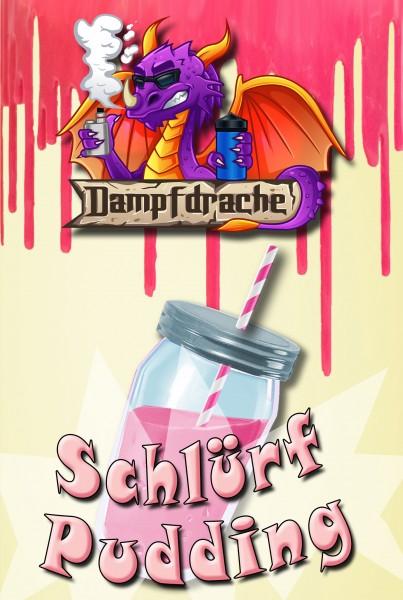 Dampfdrache Schlürfpudding Aroma 10 ml